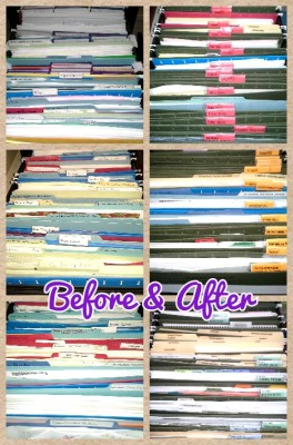 paper file management