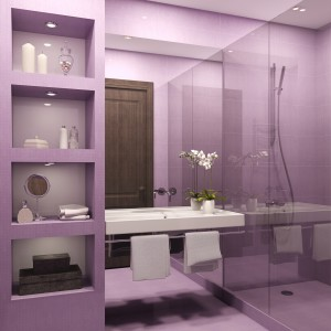 organized bathroom helps you keep it clean and tidy much easier