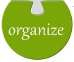 the third step of organizing process is to organize
