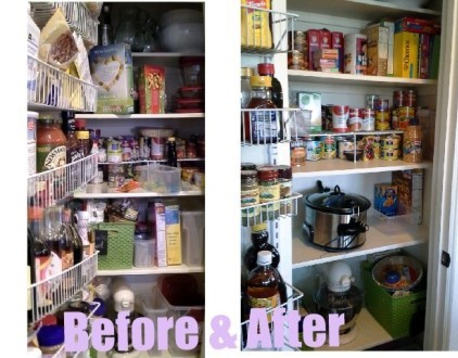 pantry organization is for small pantries that do big jobs