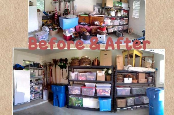 Not all garage organization companies work with you to get your garage organized. Katy Home Organizer does.
