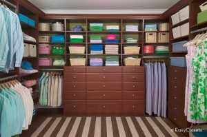 Katy Home Organizer designs custom closet systems for you.