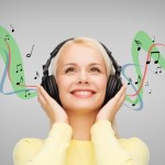 music can help you organize